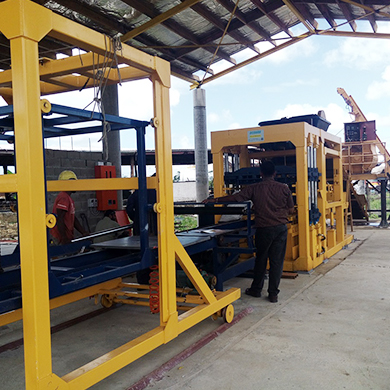 Precast Concrete machinery